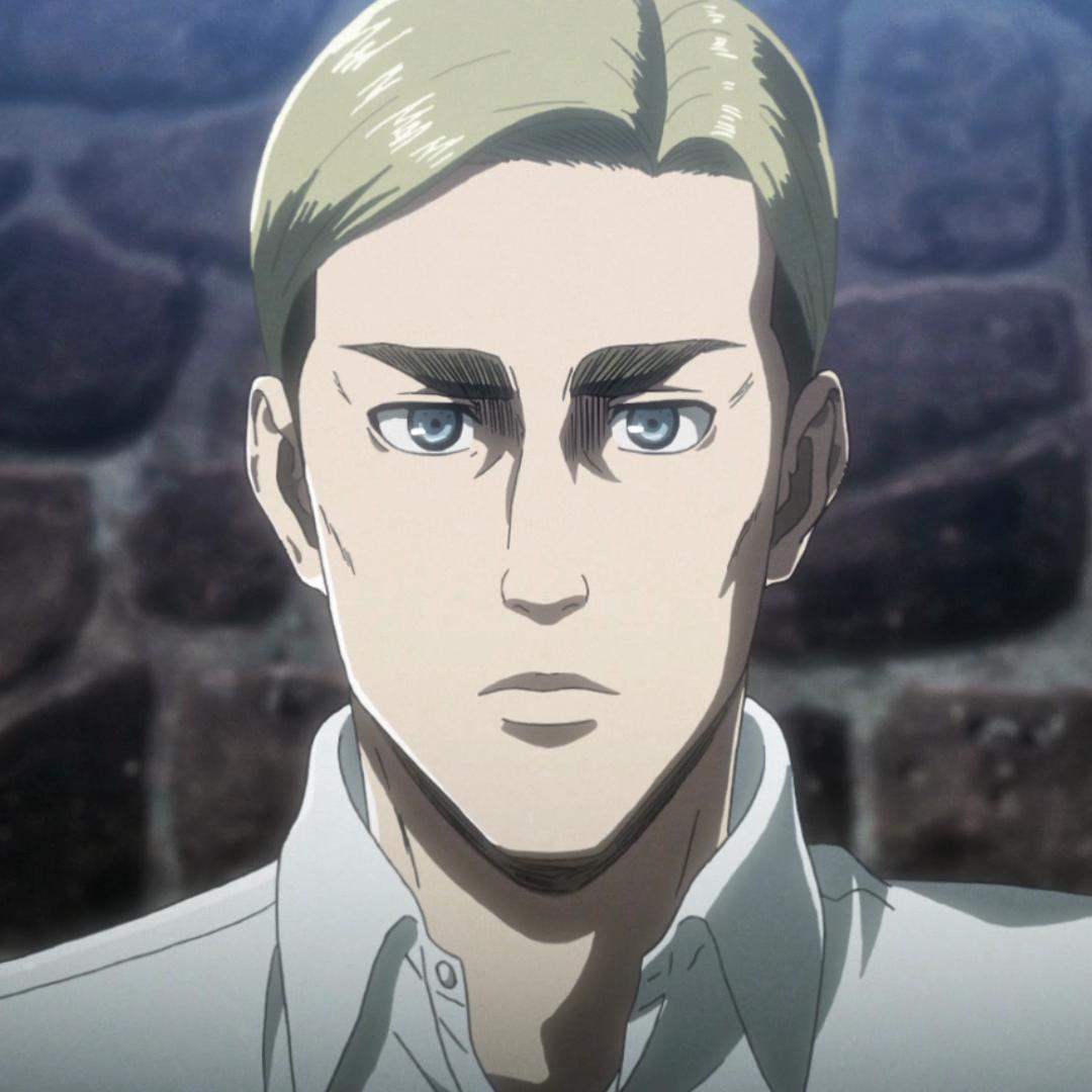 Erwin Smith (Anime)