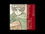 Helpless World - Eren Jeager - Attack con Titan Character Imagesong 01 -