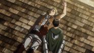 Erwin asks a question