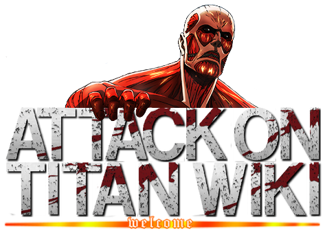 Attack on Titan Wiki Logo - Welcome.png