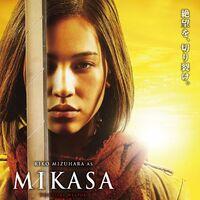 Mikasa Live Action