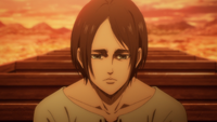 Eren wants his friends to live long lives
