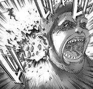 Levi sconfigge il Gigante Bestia per la seconda volta