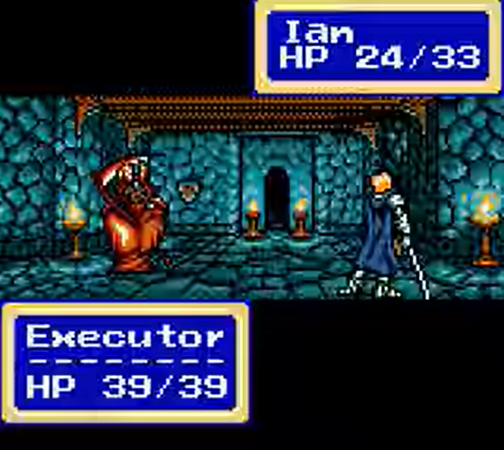 Executioner (Shining Force Final Conflict)