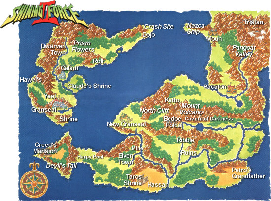 Grans Island