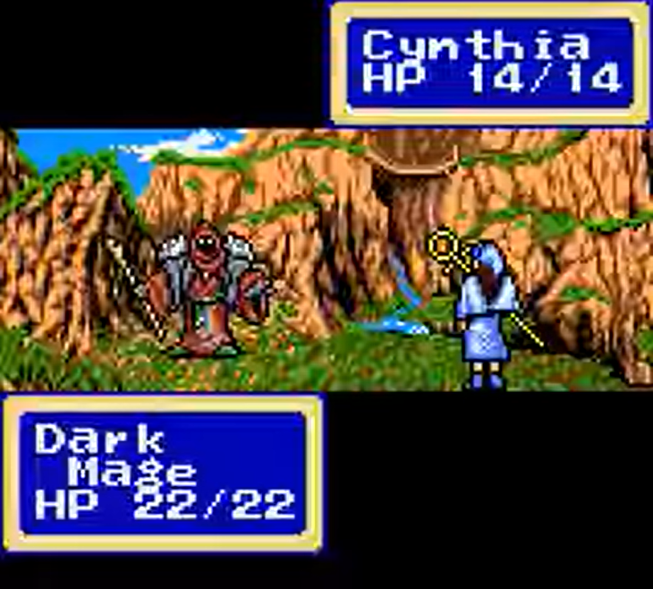 Dark Mage (Shining Force Final Conflict)