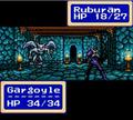 Gargoyle Shining Force Gaiden Final Confllict