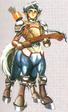Graham (Shining Force CD)