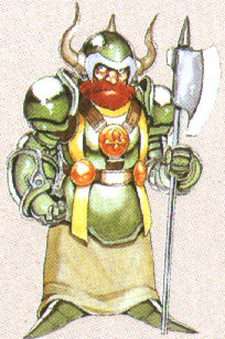 Rohde (Shining Force CD)