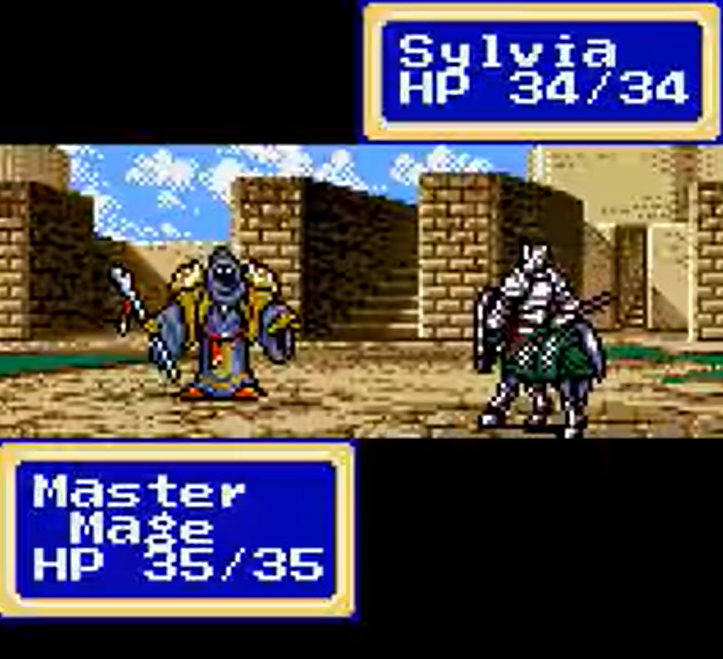 Master Mage (Shining Force Final Conflict)