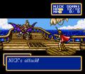 SFCD1 nick attack