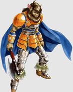 Leon Shining Force 3