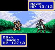 Dark Dwarf Shining Force Gaiden Final Conflict