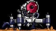 Laser-eye-idle