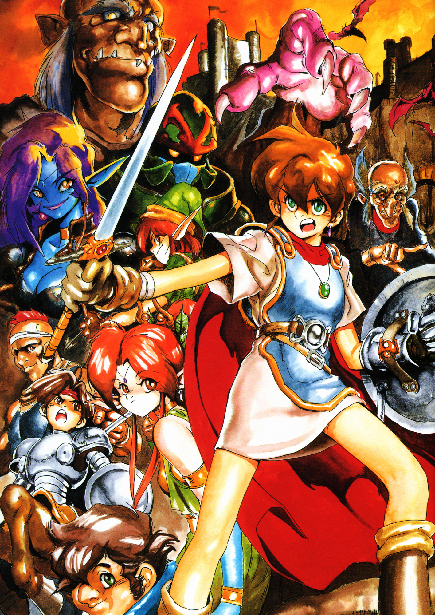 Shining Force Gaiden