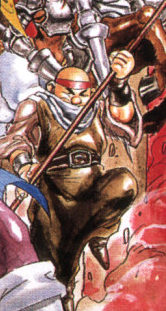 Luke (Shining Force CD)