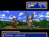 Claude (Shining Force CD)