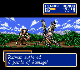 Claude (Shining Force CD)