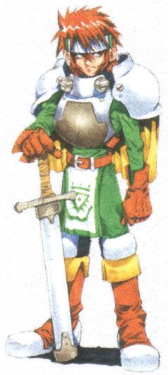 Warrior (Shining Soul)