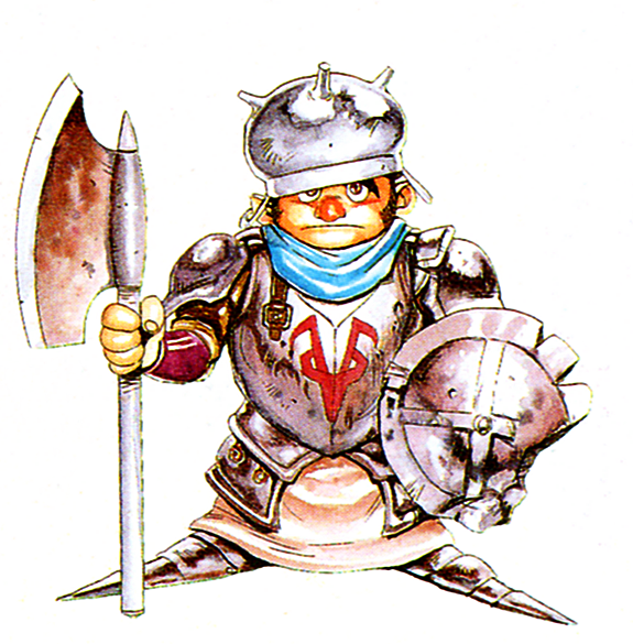 Jaha (Shining Force CD)