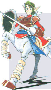 Chester (Shining Force II)
