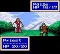 Priest Shining Force Gaiden Final Conflict