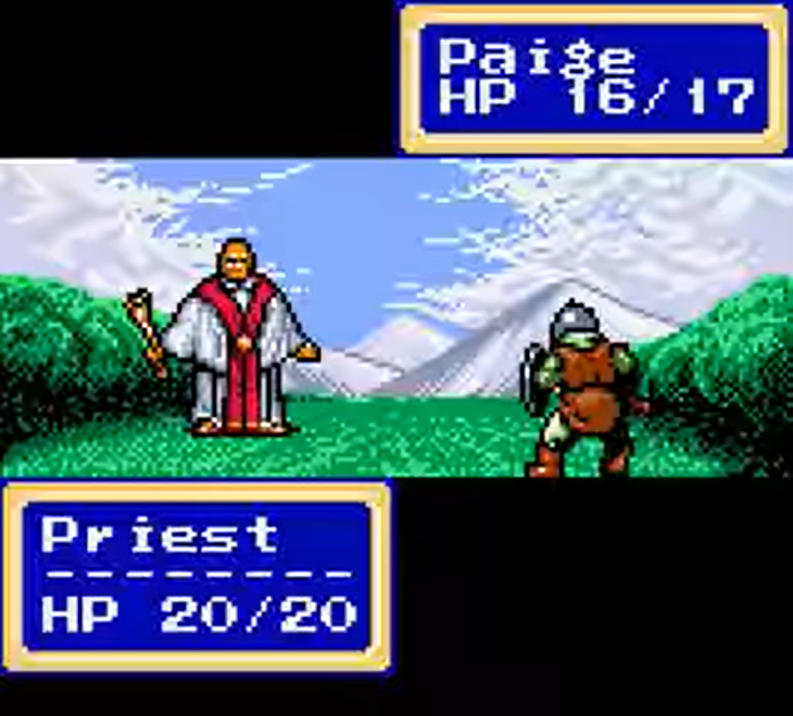 Priest (Shining Force Final Conflict)