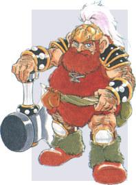 Gyan (Shining Force II)