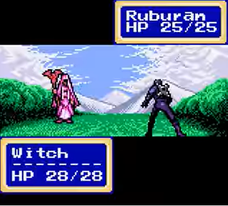Witch (Shining Force Final Conflict)