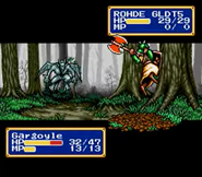 Gargoyle Shining Force CD