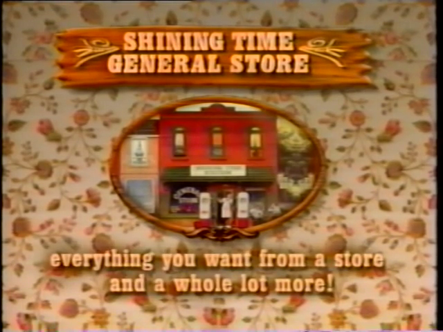 Shining Time General Store