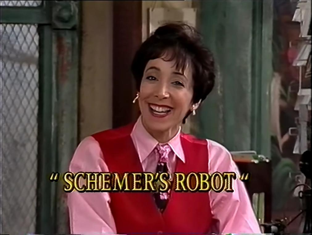 Schemer's Robot