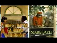 Shining Time Station™- Halloween Special Things That Go Ga Hooga In The Night Scare Dares VHS Tape