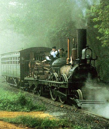 John Bull (Locomotive)