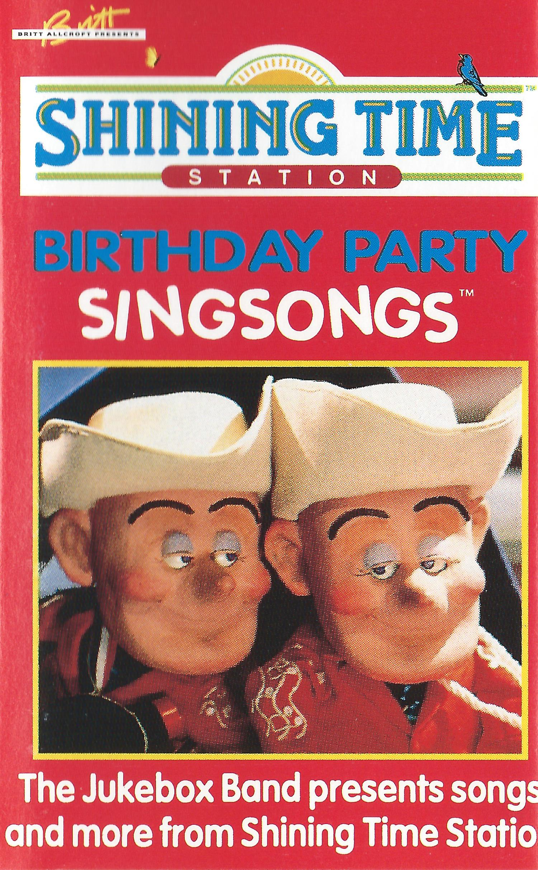 Birthday Party Singsongs