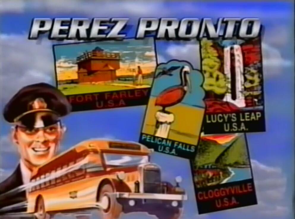 Perez Pronto Bus Company