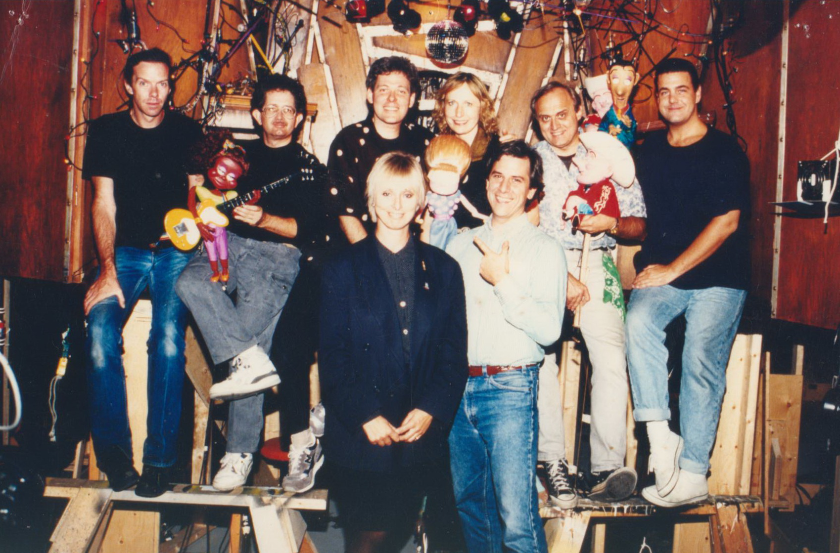 The Jukebox Band (series)