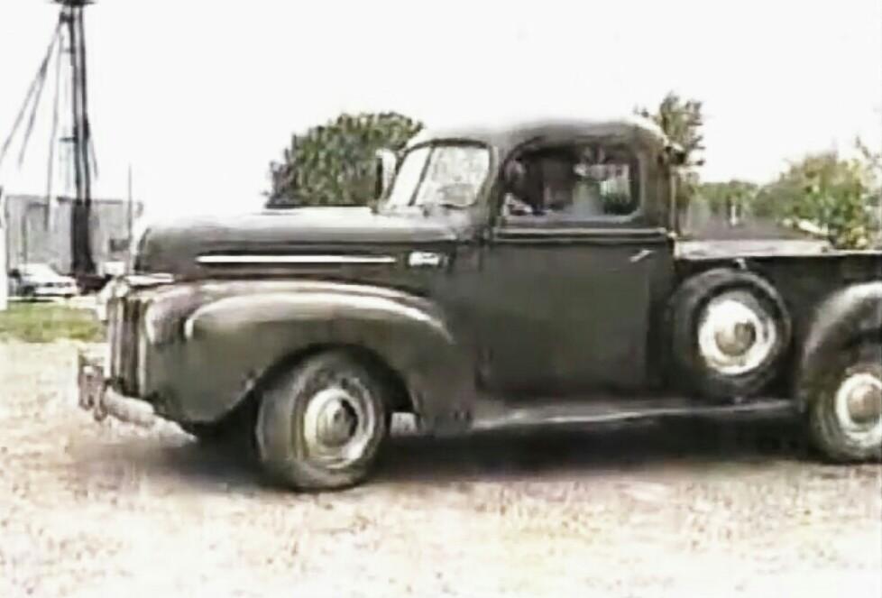 Ginny Johnson's Truck