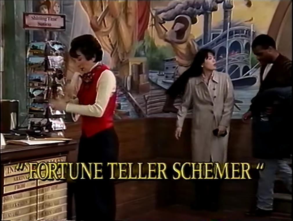 Fortune Teller Schemer