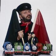 Ringo and the Thomas Cast