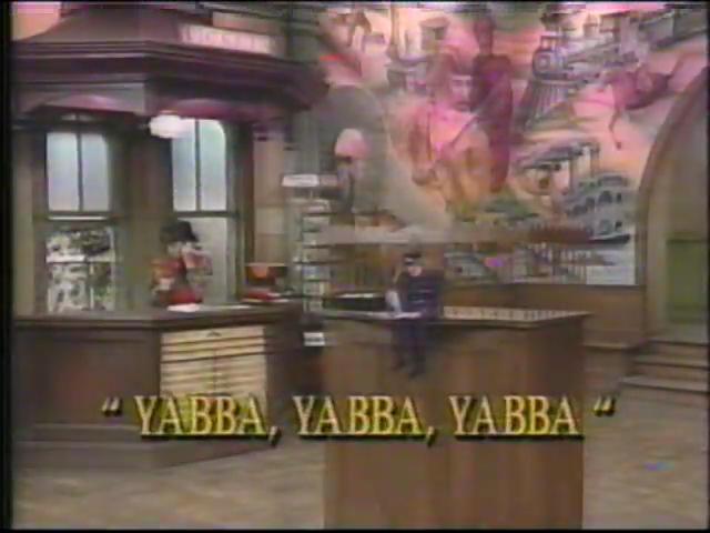 Yabba, Yabba, Yabba