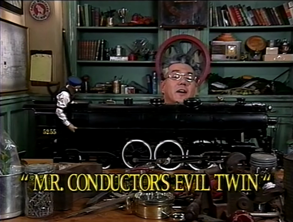 Mr. Conductor's Evil Twin (episode)