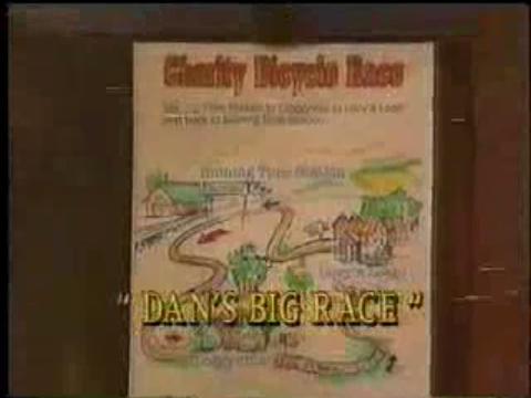 Dan's Big Race