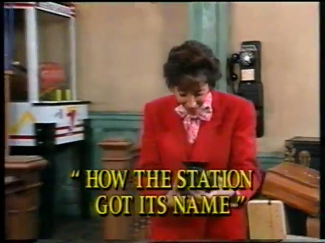 How the Station Got Its Name
