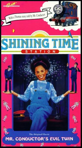 Mister Conductor's Evil Twin (VHS)