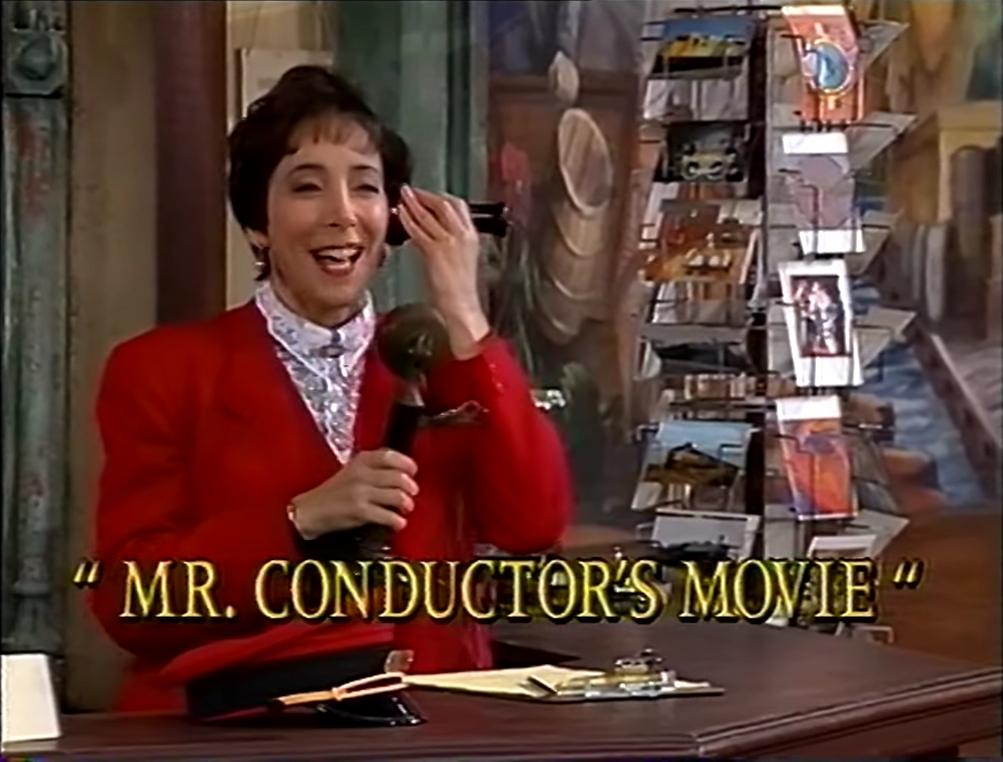 Mr. Conductor's Movie