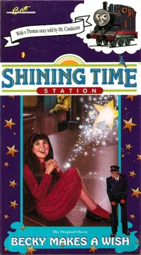 Becky Makes a Wish (VHS)