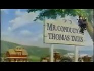 Shining Time Station™- Mr Conductor Thomas Tales E01-06 (1996) VHS Tape