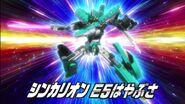 Shinkalion E5 Hayabusa (Genbu, anime version)