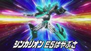 Shinkalion E5 Hayabusa (Genbu, movie version)